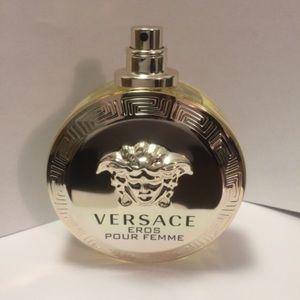Versace Eros Pour Femme 3.4 oz.